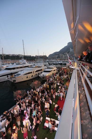 Monaco: Garden party pour l'ouverture de la YCM Gallery