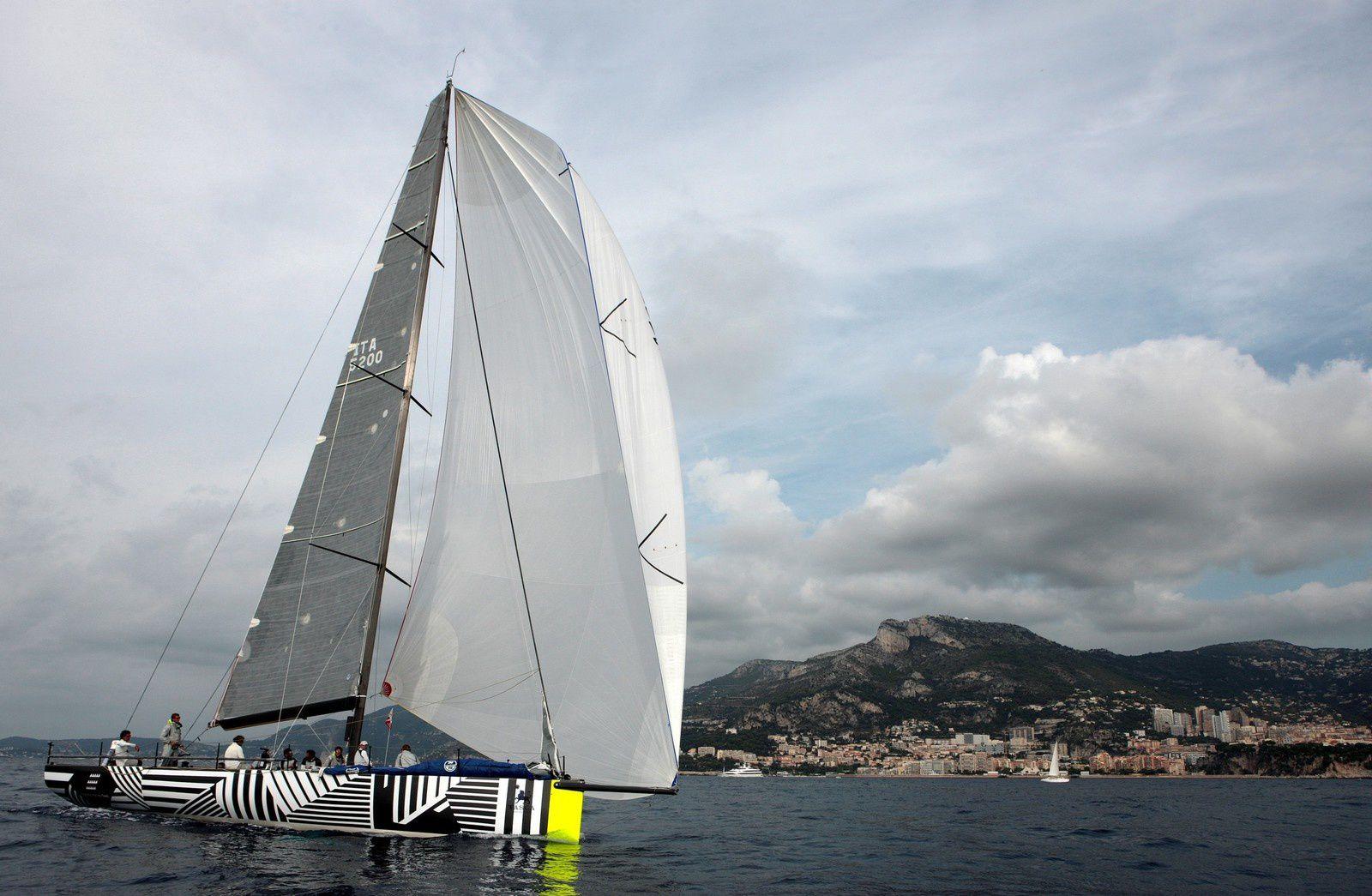 Victoire en temps réel de Pierre Casiraghi (B2 Monaco Racing Fleet)