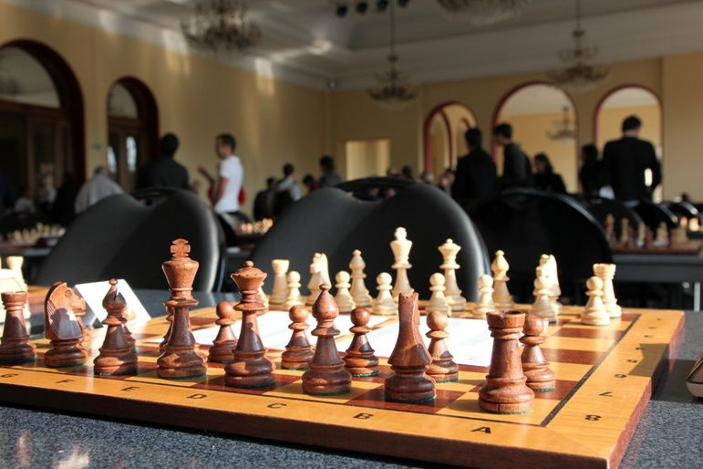 13e OPEN INTERNATIONAL D'ECHECS DE LA VILLE DE MENTON