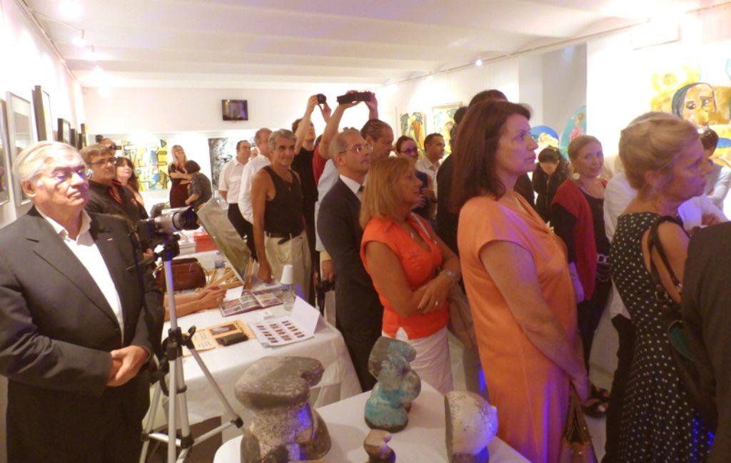 MONACO: L'ART, LA LITTERATURE, LA FEMME