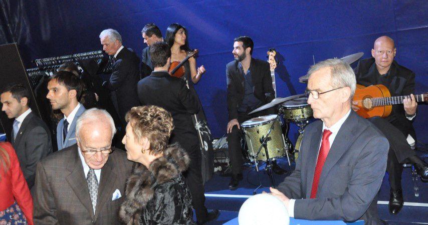 IL 40° ANNIVERSARIO DELLA GALLERIA ADRIANO RIBOLZI IN MONTE-CARLO