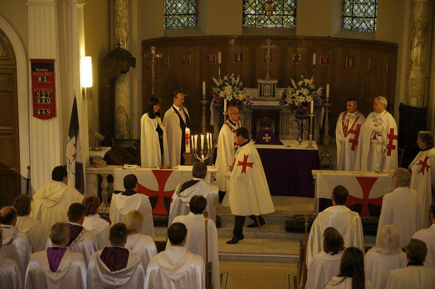 Chapitre International de l'Ordre des Templiers de Jerusalem – Prieuré de Monaco