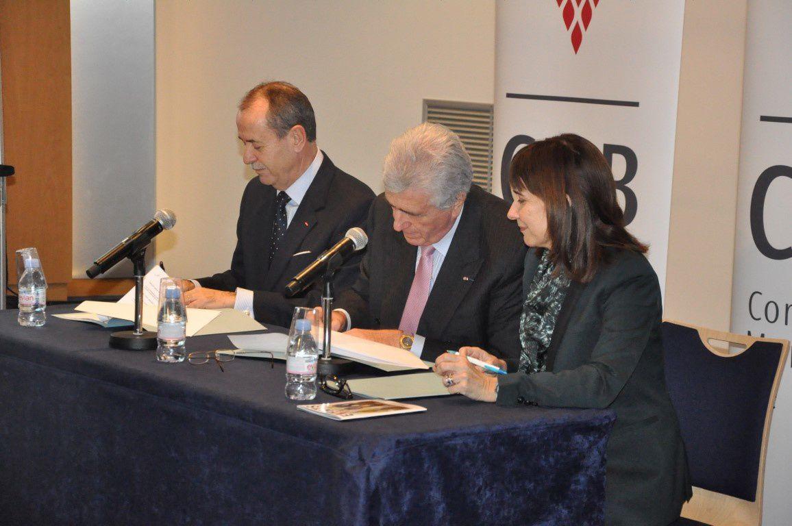 Et 9 pour la Compagnie Monégasque de Banque qui a renouvelé son partenariat avec le Grimaldi Forum