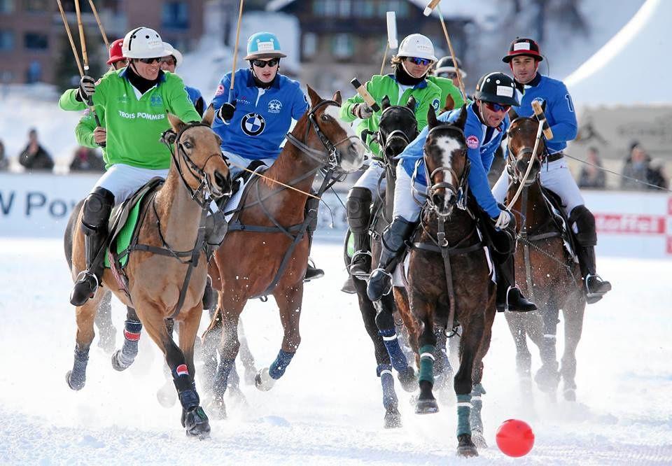 SNOW POLO WORLD CUP ST.MORITZ 2015