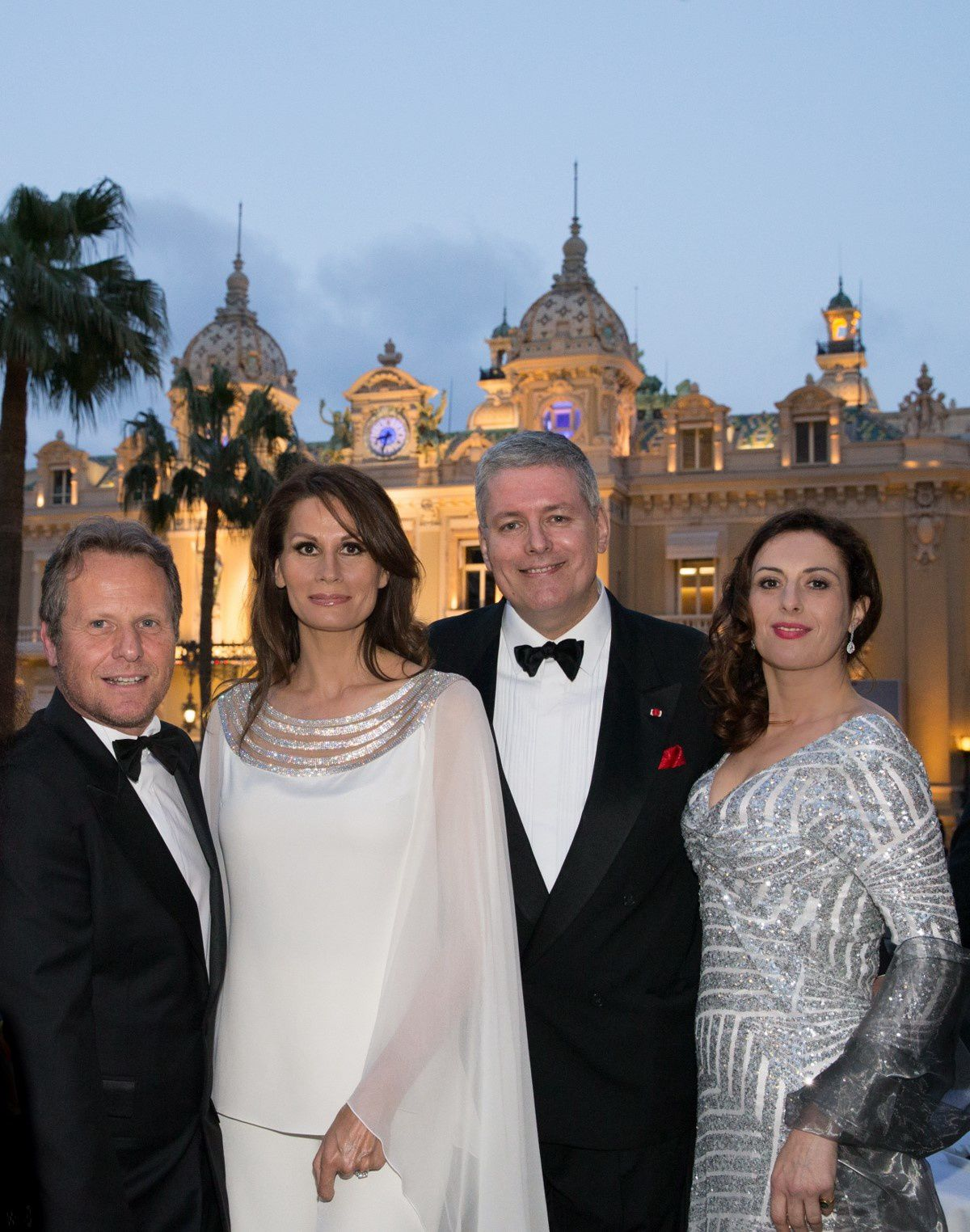 MR CLARENS ISABELL KRISTENSEN CROWN PRINCE OF MONTENEGRO AND MACEDONIA LA MARQUISE STEFANIA VOLIA