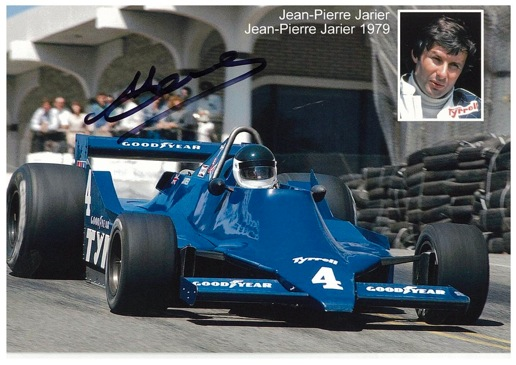 F1 : INREVIEW A JEAN PIERRE JARIER