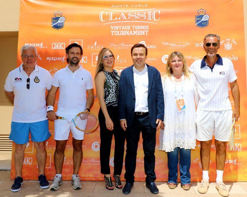 Monte Carlo Country Club: La deuxième édition du Tournoi « Vintage »
