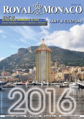 ROYAL MONACO N°28 NOV.DEC.2015