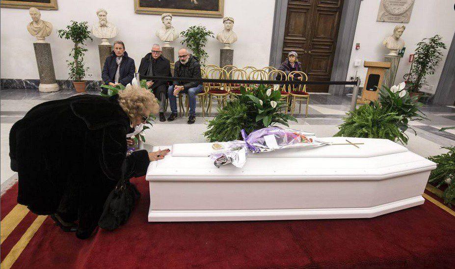 """Addio Silvana Pampanini. Ischia piange la """"sua"""" diva popolare"""