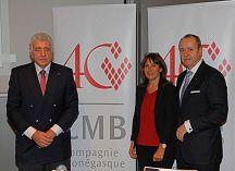 La Compagnie Monégasque de Banque reste fidèle au Grimaldi Forum