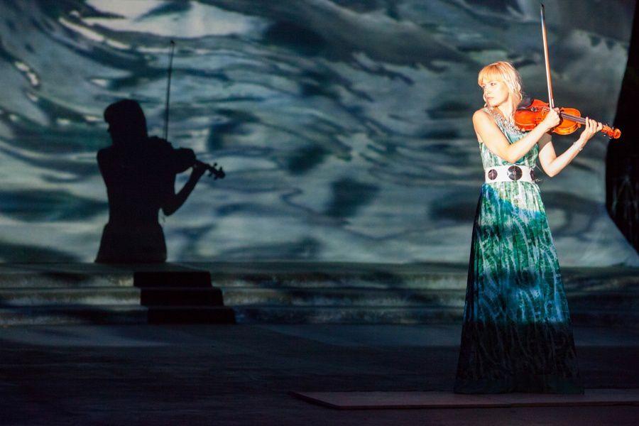 SANREMO - TEATRO CENTRALE:Saule Kilaite (violino) &amp&#x3B; The Invisible Orchestra