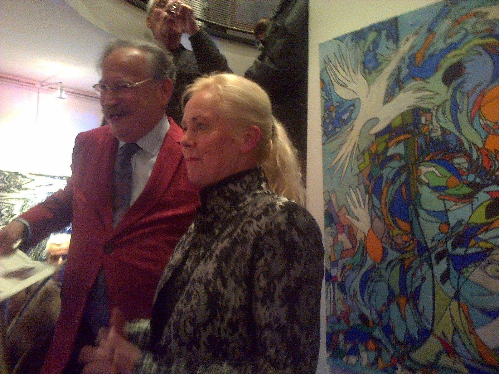 Résultat final de l'Open des artistes de Monaco