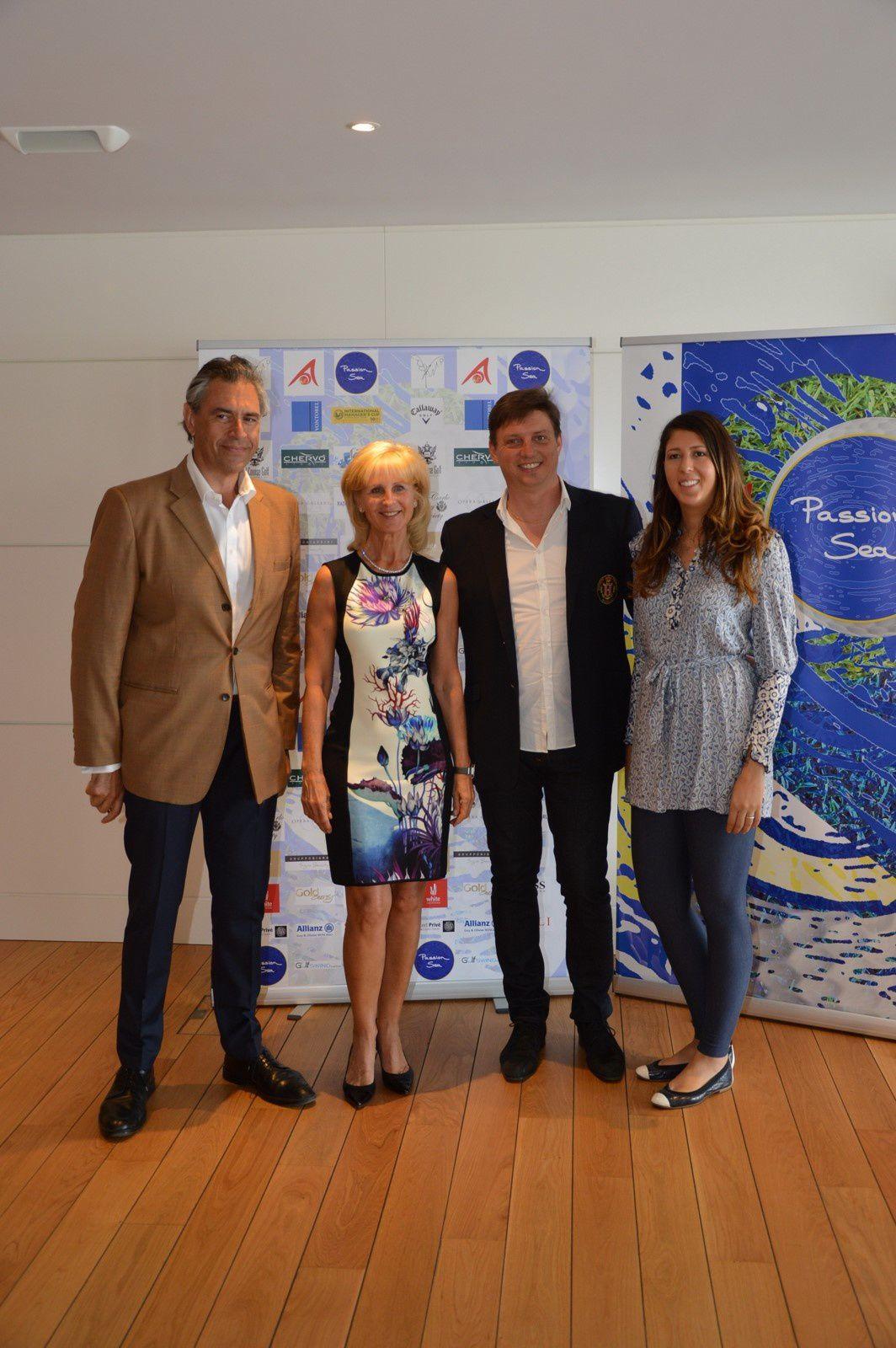 MONTE CARLO GOLF CLUB: TOURNOI CARITATIF DEDIE A NOTRE PLANETE BLEUE