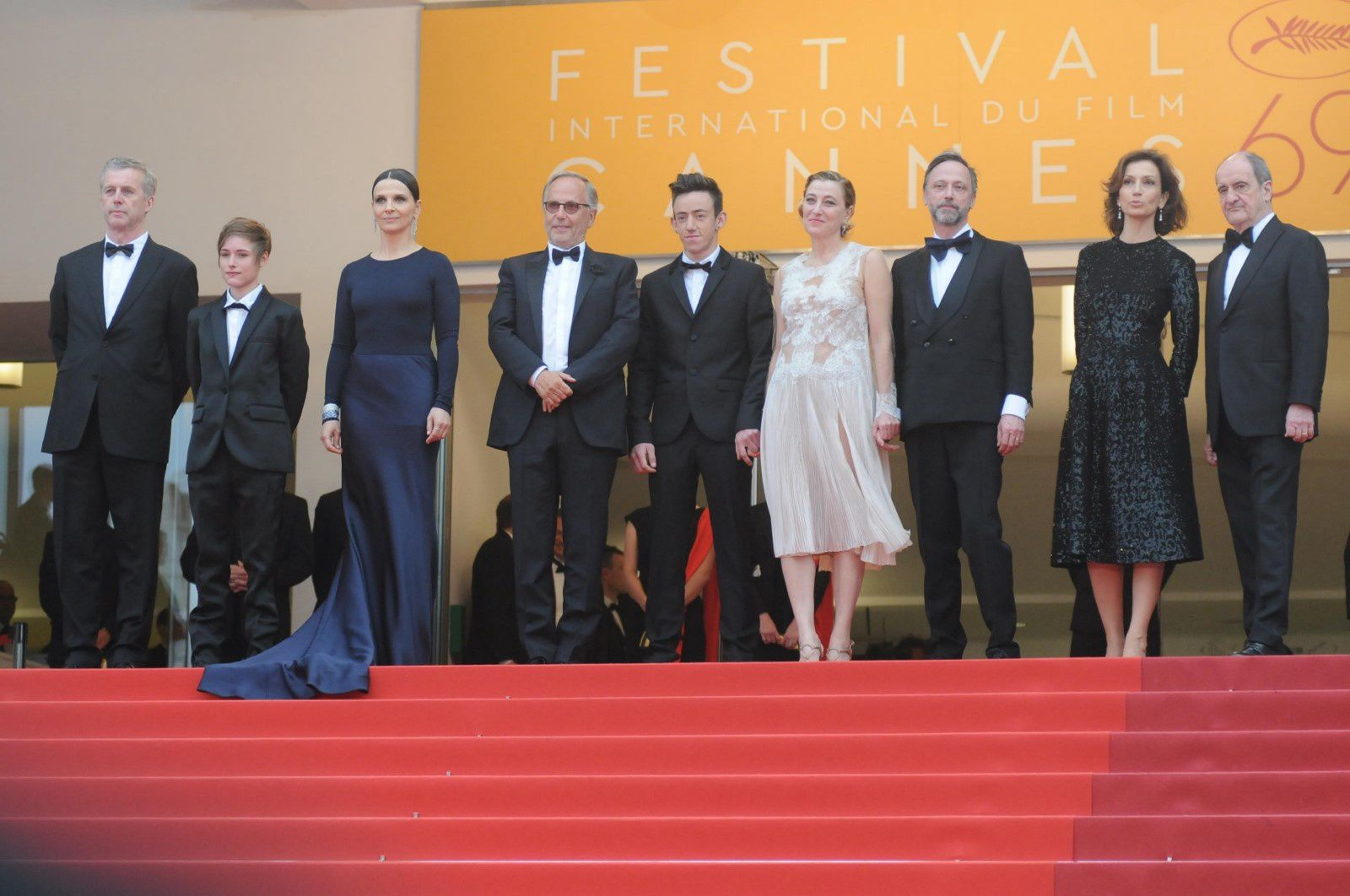 RED CARPET CANNES FESTIVAL