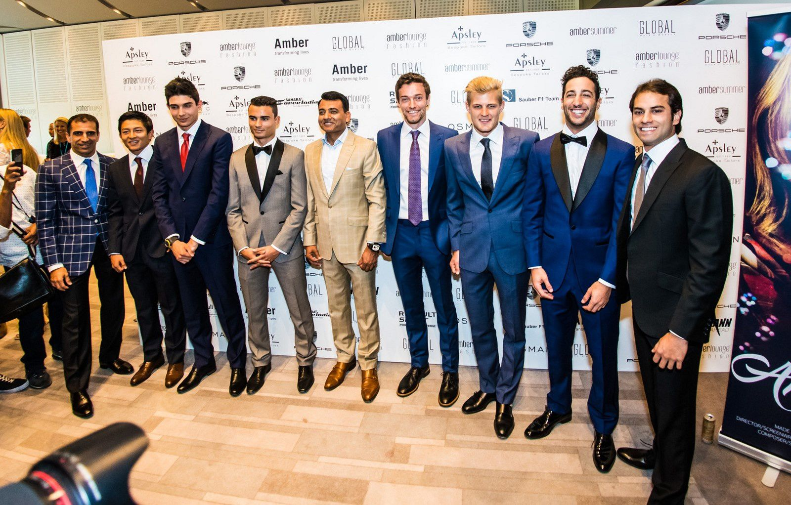 AMBER LOUNGE MONACO 2016 HOSTS STAR-STUDDED FASHION AFTER-PARTY TO CELEBRATE ITS 10TH FASHION ANNIVERSARY IN BENEFIT OF THE AMBER FOUNDATION