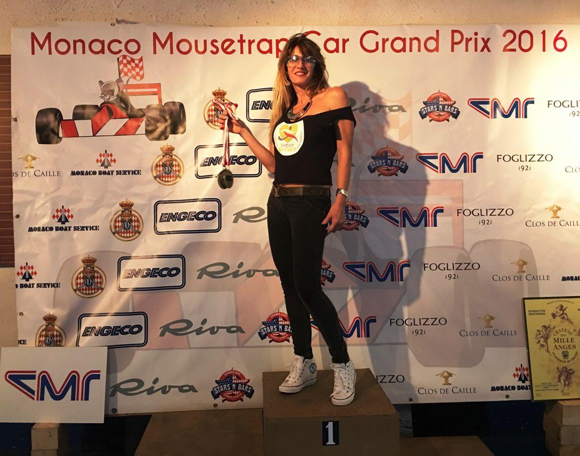 The Monaco Mouse Trap Cars Grand Prix 27 Maggio 2016 allo storico Tunnel di Riva