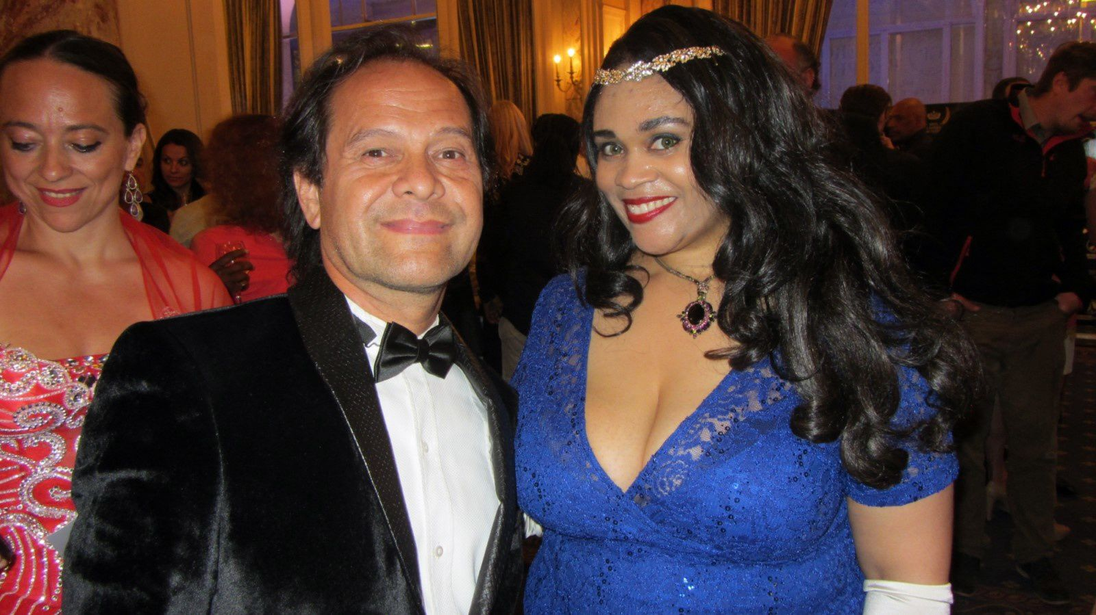 CANNES: CINEMA AND HUMANITARIAN EFFORTS BY PRINCESS ANGELIQUE MONET