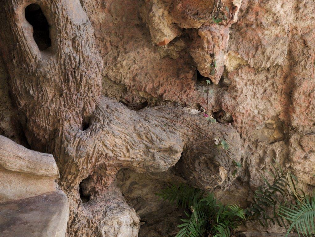 Rocailleurs et rocaille à Menton