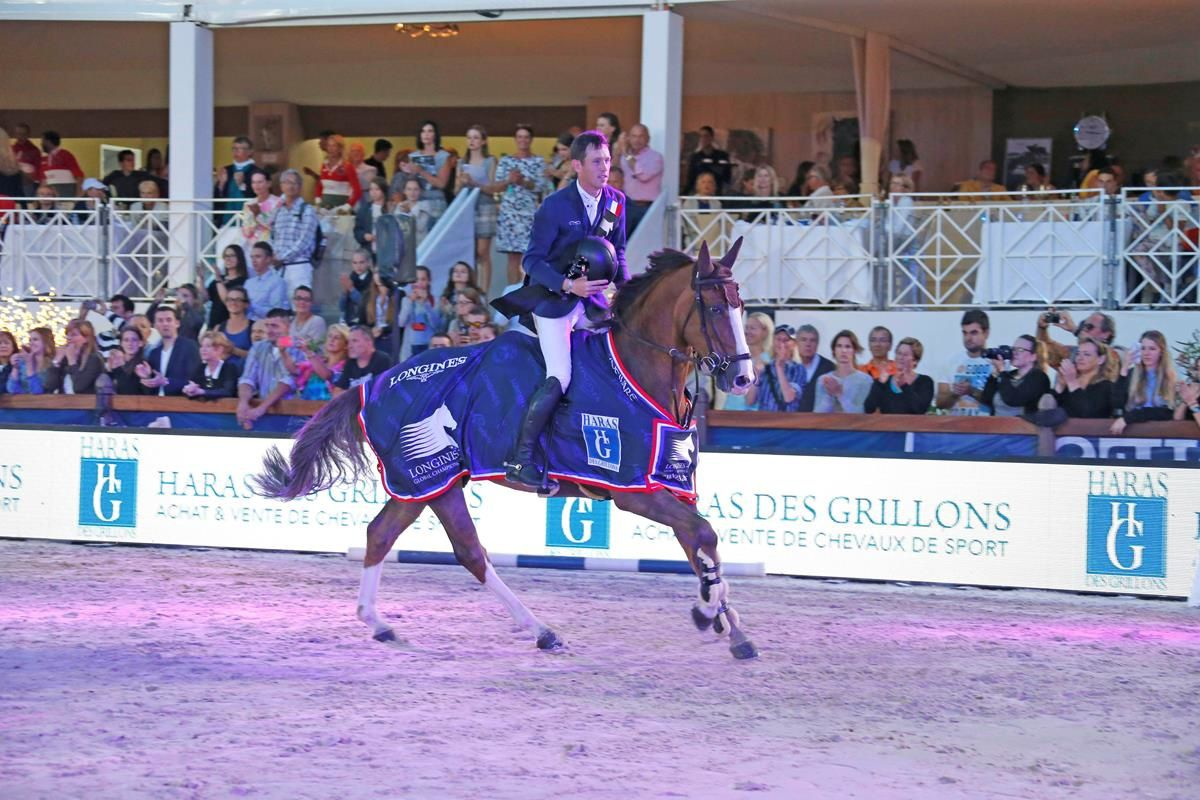 Scott Brash (GBR) and Hello Forever