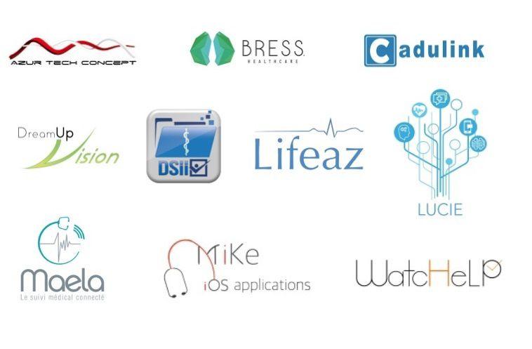 Les start-ups célébrées à Connected Health Monaco