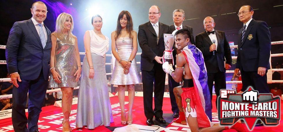 Le 3ème Monte-Carlo Fighting Masters
