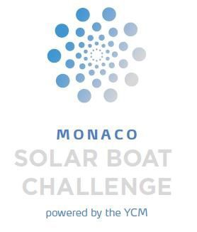 Monaco Solar Boat Challenge powered by the YCM