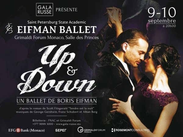 GALA RUSSE- BALLET UP &amp&#x3B; DOWN