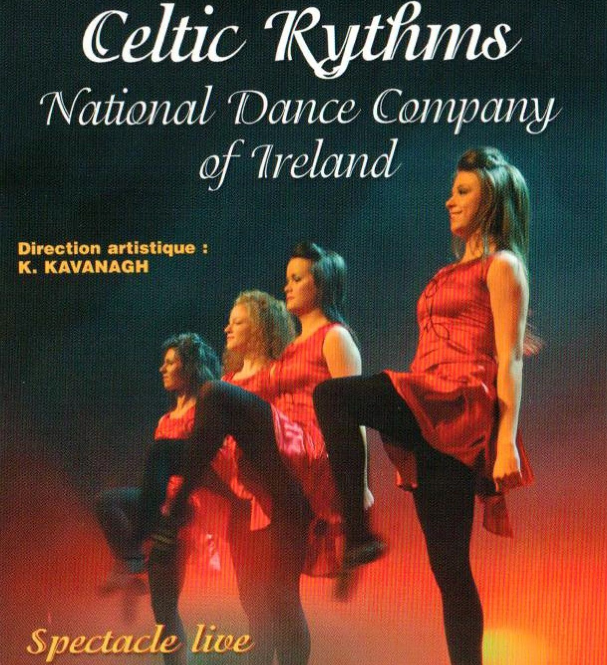 MENTON: CELTIC RYTHMS  NATIONAL DANCE COMPANY OF IRELAND