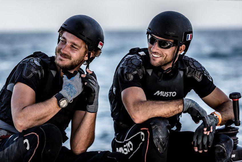 Yacht Club de Monaco news: Malizia et Pierre Casiraghi poursuivent leur progression