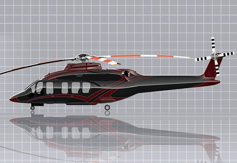 BELL HELICOPTER A PRÉSENTE` LE BELL 525 RELENTLESS AU MONACO YACHT SHOW