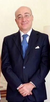 S.E. CRISTIANO GALLO - AMBASCIATORE D`ITALIA