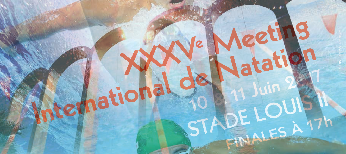SWIMMING MEETING OF MONTE CARLO