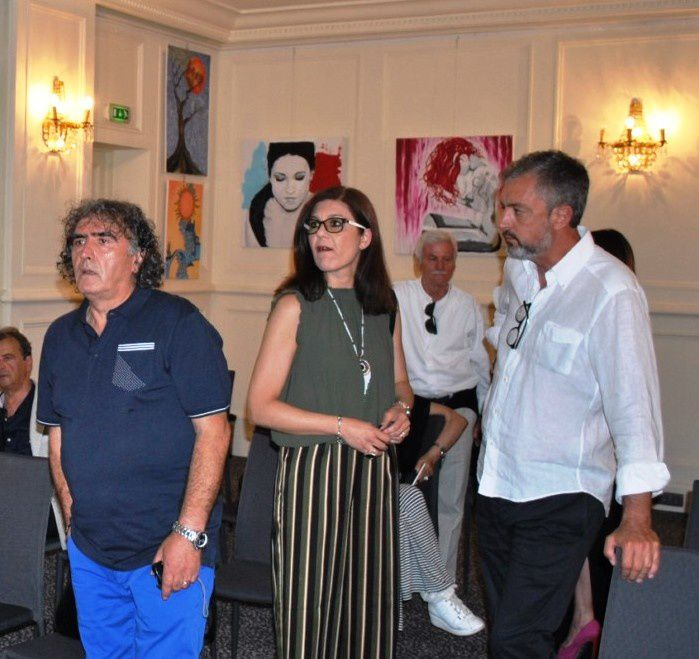 MONTE-CARLO: L'ECCELLENZA DEGLI ARTISTI ITALIANI PREMIATA AL GALA DE L'ART 2017