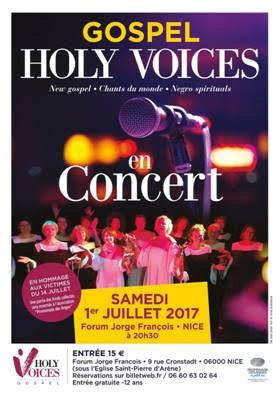 Nice: Concert au profit de l'association « Promenade des Anges »