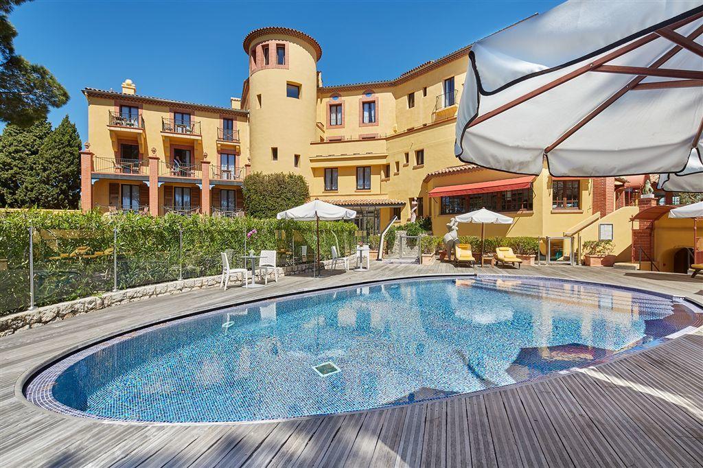 Le Bistrot de l'Oasis à La Napoule s'installe à l'Hôtel Ermitage de l'Oasis (Domaine de Barbossi)