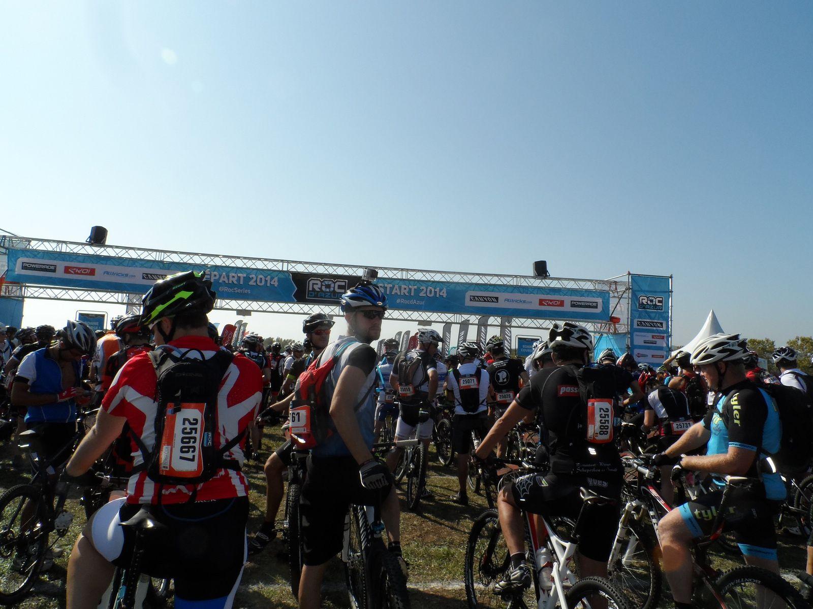 Le lendemain, rando Roc altitude, 44 km / 950 D+