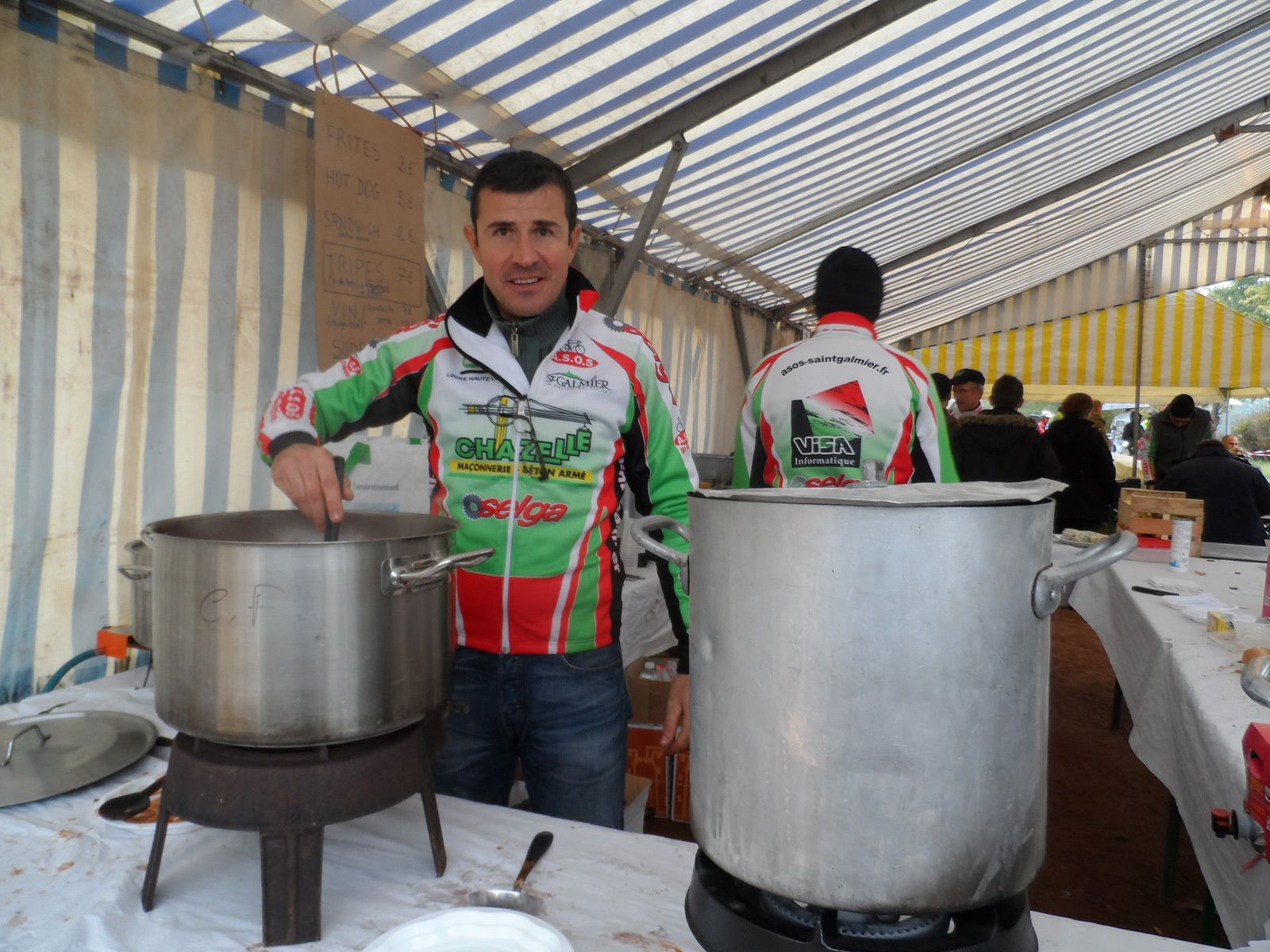 CYCLO-CROSS ST GALMIER