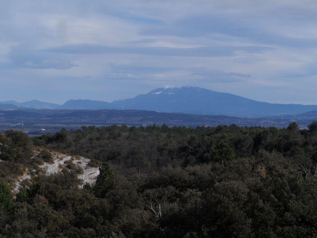 et le célèbre mont Ventoux.