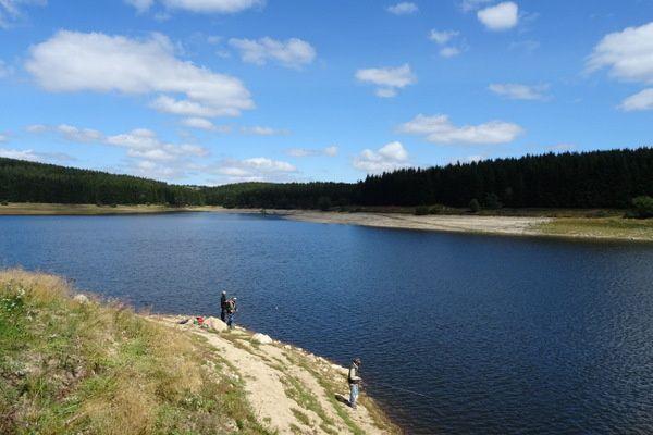 Le barrage des Pradeaux