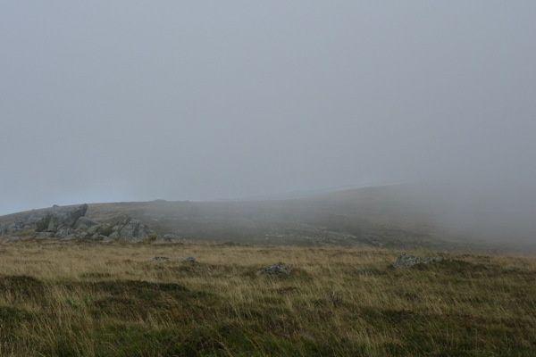 A Pierre sur Haute le brouillard nous a précédé