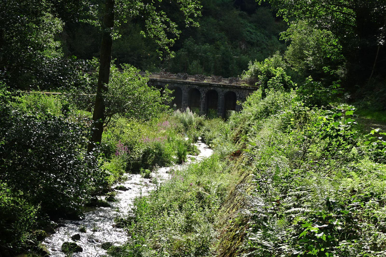Je continue par le Pont Souvignet même si je n'aime pas ce passage.