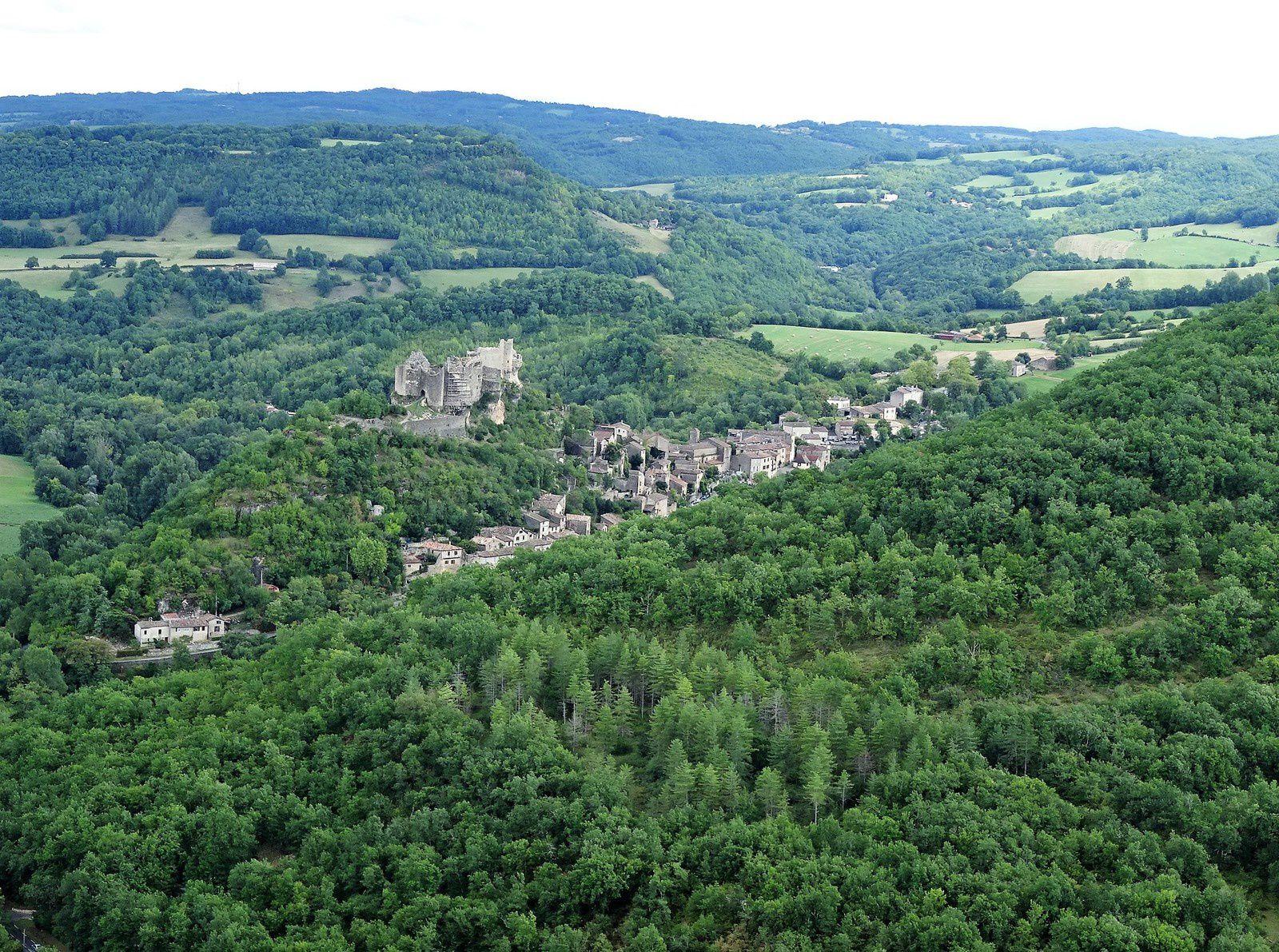 Le village de Penne.