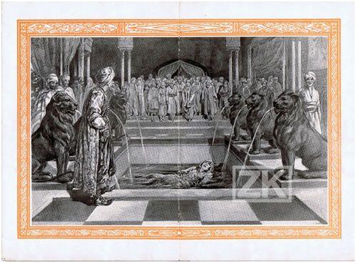 La sultane de l'Amour - L'histoire…. Il était une fois…