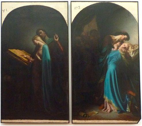 Extrait - Enfants de Rois : Abélard et Héloïse