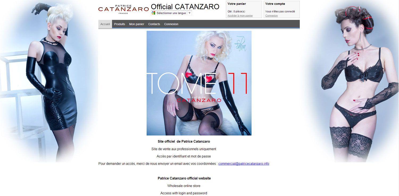 Patrice Catanzaro b to b