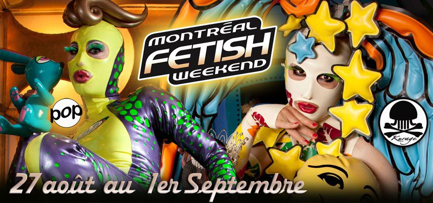 Fetish Weekend Montréal 2014