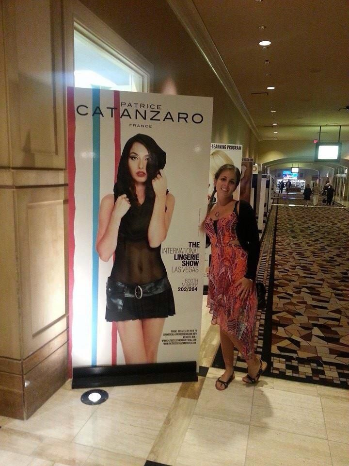 Avec Charlotte Catanzaro