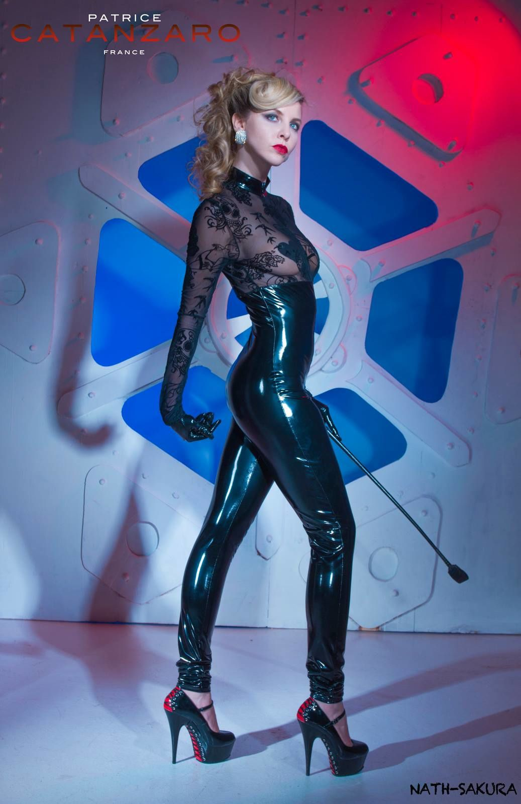 Pam Catsuit, new collection Tome 12 Patrice Catanzaro.