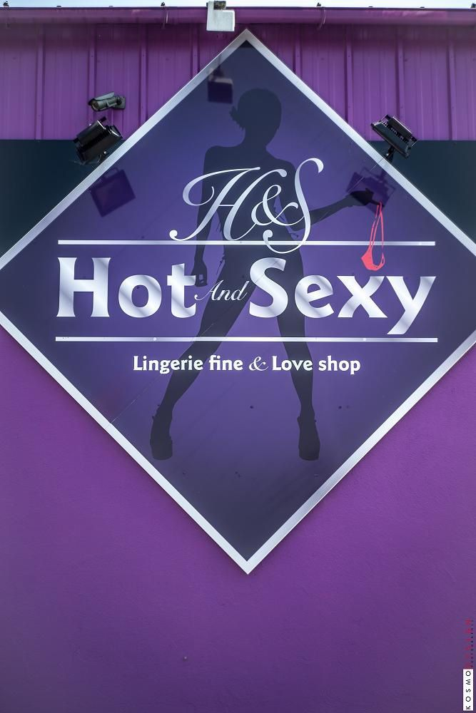 boutique Hot and Sexy Frejus