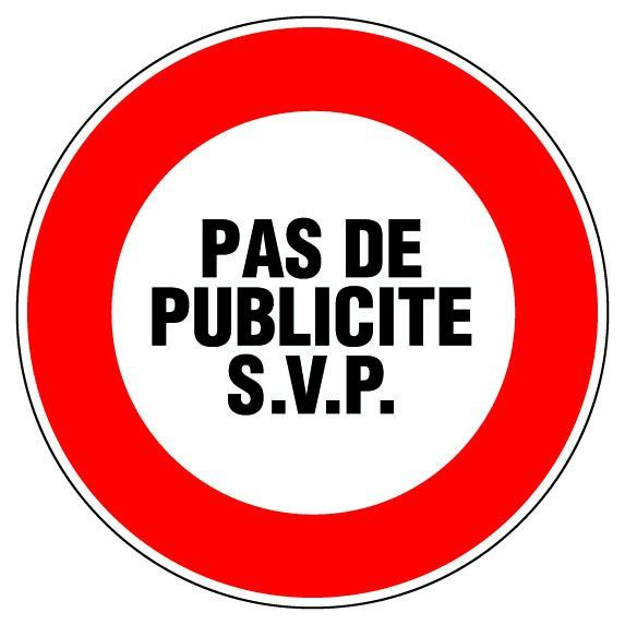 Blog sans pub, c'est possible !